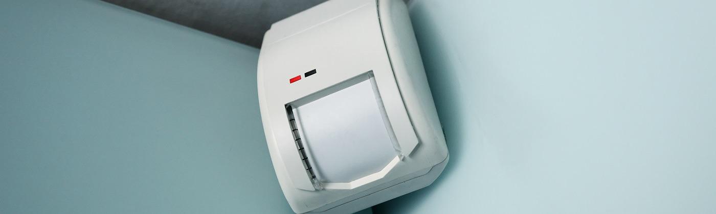 alarmsysteem bewegingsdetector sensor