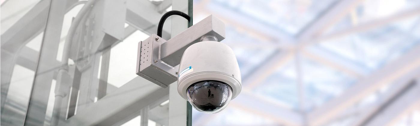 camerabeveiliging werkt