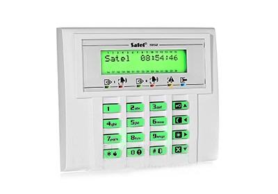 Bedraad alarmsysteem